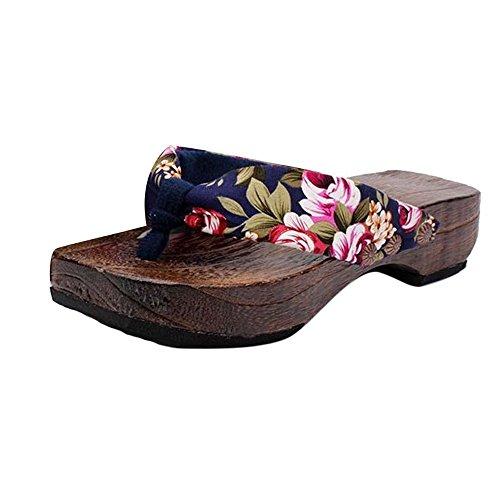 BaZhai Chanclas de Mujer Zapatos de Plataforma de Verano Sandalias para Mujer...