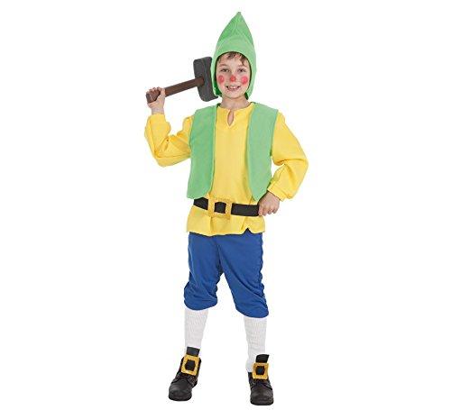 Imagen de llopis  disfraz infantil enanito amarillo t 5