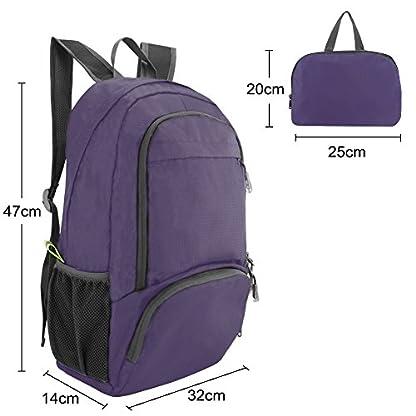 SueH-Design-Leichter-Faltbarer-RucksackDuffel-Bag-30L-40L-Wasserabweisend-und-Ultra-stark