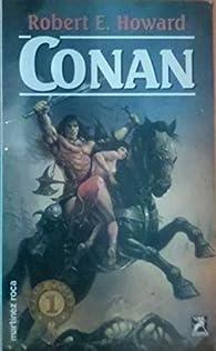 Conan par  Robert E. Howard