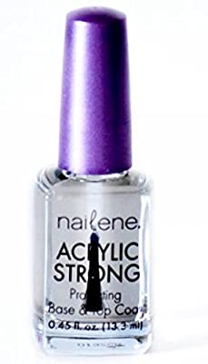 Nailene Acrylic strong Protecing Top Coat 13.3ml ( Only Shipping In UK)