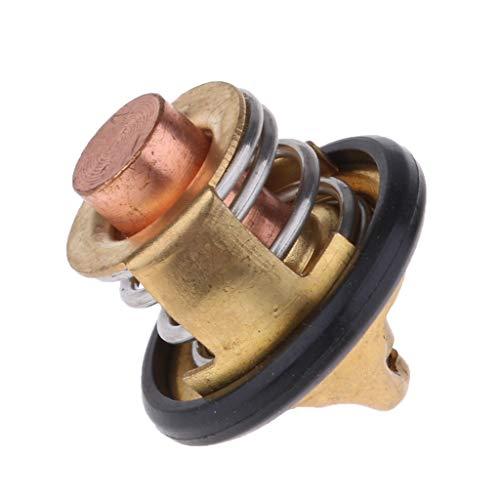 D DOLITY 1 Stück Thermostat Kühlgebläsethermostat Temperatursensor Passend für Cfmoto CF500 X5 CF800 ATV