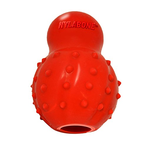 Nylabone Juguete masticable Rellenar Fabricado Goma