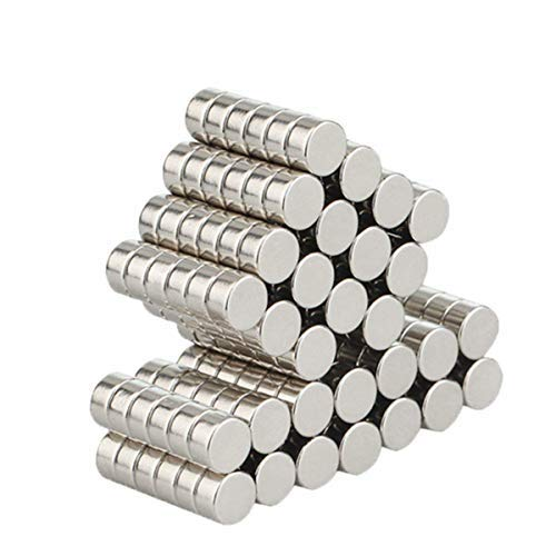 Wukong 105 piezas Imanes nevera cilindro neodimio