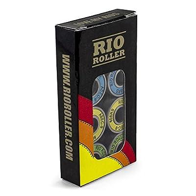 Rio Roller Bearing Pack Kugellager, Unisex Erwachsene, Mehrfarbig, Einheitsgröße
