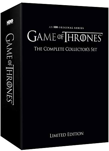 Game Of Thrones - L'intégrale des saisons 1 à 8 [Blu-ray]