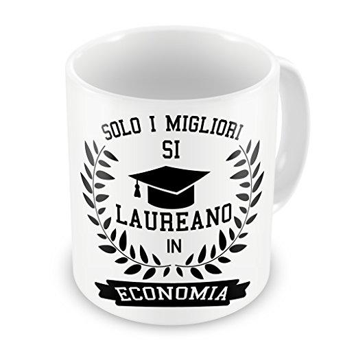 Image tazza mug laurea economia e commercio università regalo laureato - eventi