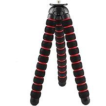 SHOOT Flexible Esponja Soporte del Trípode para DSLR Sin Espejo Cámaras Compactas y Réflex Camcordey Gran Tamaño Adicional