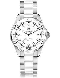 TAG Heuer Aquaracer Reloj de Pulsera para Hombre 35mm WAY131DBA0914