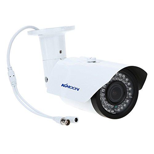 KKmoon Überwachungskamera 2.8-12mm 1200TVL 1/3 Zoll SONY 42 IR Outdoor Wasserdicht Zoom CCTV Kamera Überwachungskamera Cctv-kamera
