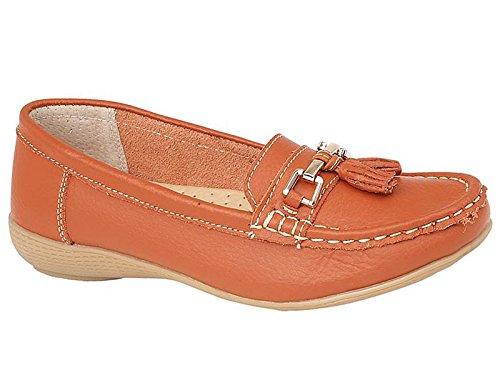 Arancione Sandali Calzature Donna Ragazza Foster nA4q7O