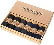 Moodligo Premium 6'lı Patik/Spor Bambu Ç