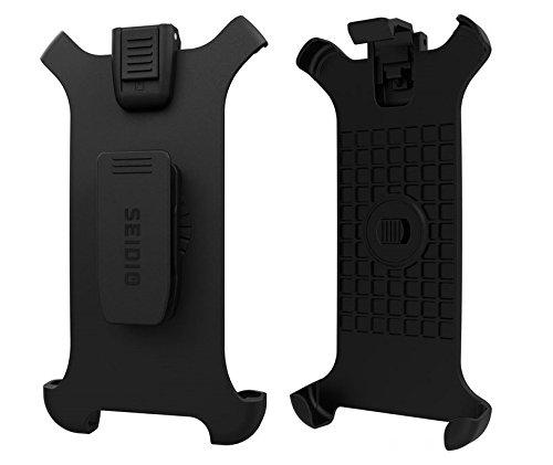 Seidio Blackberry (Seidio Dilex Gürtel Holster (mit Spring Clip) für Das Blackberry Keyone)