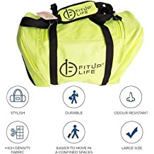 Fitup Life Gym Folding Bag with High Density Fabric {Imported}