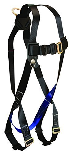 falltech-7007-ftbasic-standard-non-belted-full-body-harness-1-back-d-ring-mating-buckle-legs-and-che