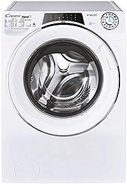Candy Washer Dryer Rapido 12.5Kg wash + 9Kg dry -1400rpm - White - Wifi+BT - Steam - Class AAA - 6Digit Displa