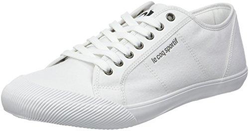 LE COQ Sportif Deauville Sport, Zapatillas para Hombre, Blanco (Optical White Blanc), 45 EU