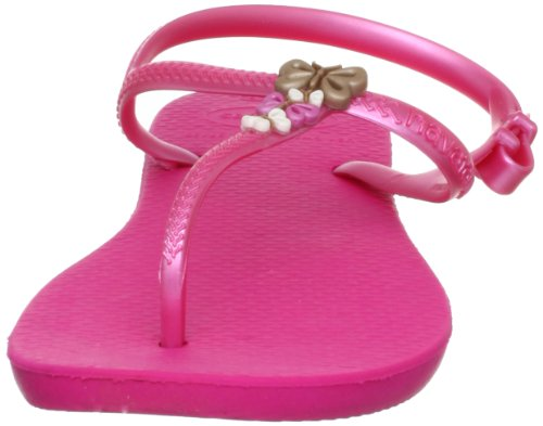 Havaianas Kids Freedom, sandales fille Violet Fuschia