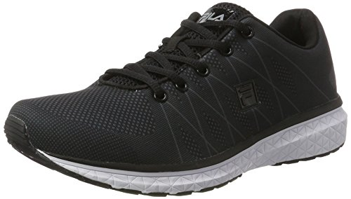 Fila Herren Men Base Affair Low Sneaker, Schwarz (Black), 44 EU (Fila Sportschuhe)
