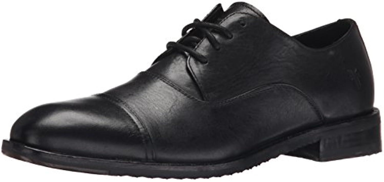FRYE Men's Sam Oxford Oxford  82300 Black  7 D US