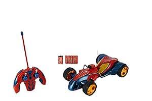 Majorette 213089745 Spiderman Web Twister Ready to Run