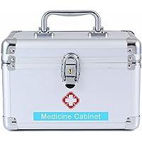 Multi-female medizinische metall fall mit schloss medizinische notfall aufbewahrungsbox lagerung medizinische... preisvergleich bei billige-tabletten.eu