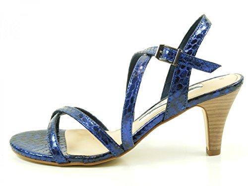 Tamaris 1-28306-36 Sandali donna Blu
