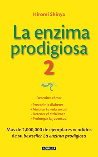 La Enzima Prodigiosa / The Enzyme Factor #2 por Hiromi Shinya