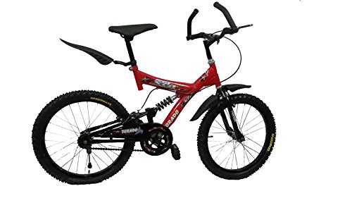 Torado Muscular 20TT Bicycle For Children - Red