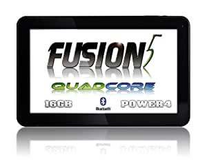 "Guaranteed for Christmas!! - 10.1"" Fusion5 power4 Tablet pc - Quad-core CPU - Octa-core GPU - 16GB Storage - Android 4.4 Kitkat - BLUETOOTH"