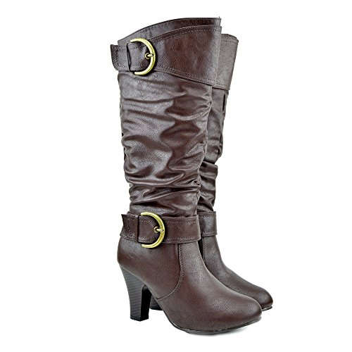 Kick Footwear Kick Footwear, Stivali donna Marrone