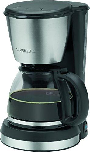 Clatronic KA 3562 Kaffeemaschine, für 12-14 Tassen Kaffee (ca. 1,5 Liter), 900 Watt, hochwertige...