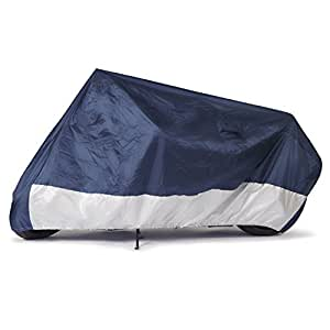 Budge Sportsman Motorcycle Cover Standard Fits Motorcycles up to 96 Long