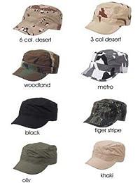 ARMY BDU caselle da berretto da 8 colori! Colore nero 0df476689c47
