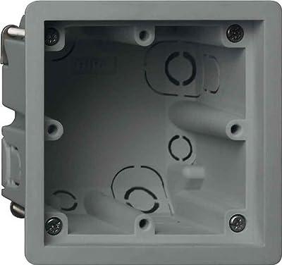 Gira Gerätedose 1-fach 289600 E22 Dose, Gehäuse für Montage in der Wand/Decke 4010337066514 von Gira auf Lampenhans.de