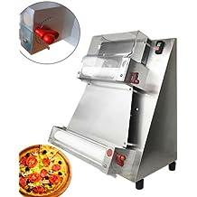 Automático Pizza Pan Pizza rodillo de masa hojeadora Máquina panificadora