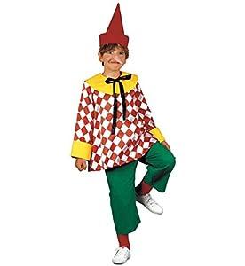WIDMANN Widman - Disfraz de cuento de hadas infantil, talla 8-10 años