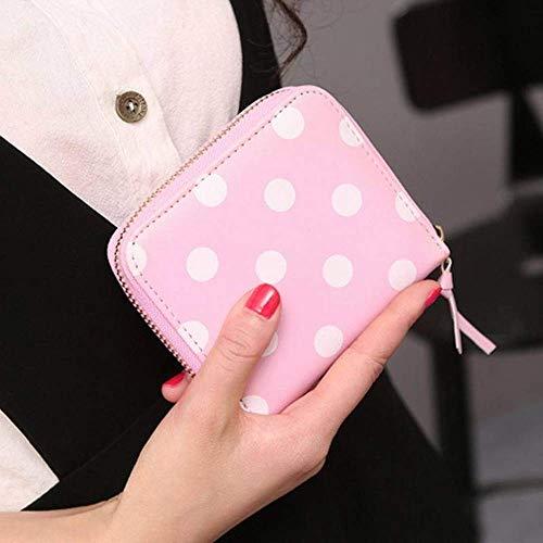 Ogquaton Monedero Monedero Simple Coreano Mujer Mini