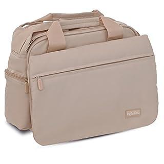 Inglesina AX90D0CRE Elegante Tasche auch Wickeltasche Großzügige Innenausstattung Passend zu vielen Anlaässen