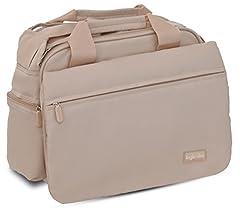 Idea Regalo - Inglesina My Baby Bag Borsa Fasciatoio, Beige (Cream)