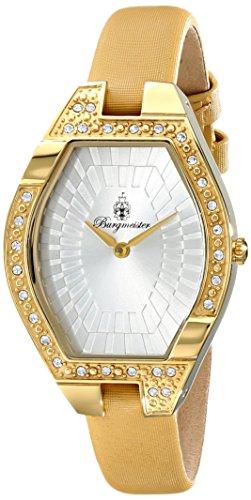 Burgmeister BM801-289 - Reloj de mujer de cuarzo, color dorado