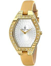 Burgmeister Damen-Armbanduhr Analog Quarz Leder BM801-289