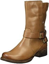 Clarks Damen Monica Soul Biker Boots