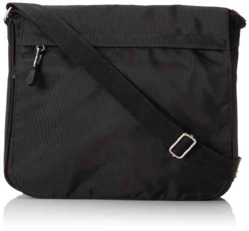derek-alexander-full-flap-shoulder-bag-pw-black-one-size