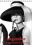 Legenden - Unvergessene Filmstars (Tischkalender 2020 DIN A5 hoch): Berühmte Filmstars einer großartigen Hollywood-Epoche (Monatskalender, 14 Seiten ) (CALVENDO Menschen) - Elisabeth Stanzer