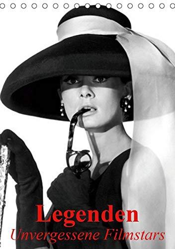 Legenden - Unvergessene Filmstars (Tischkalender 2020 DIN A5 hoch): Berühmte Filmstars einer großartigen Hollywood-Epoche (Monatskalender, 14 Seiten ) (CALVENDO Menschen)