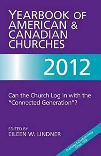Yearbook of American & Canadian Churches 2012 by NULL (2012-04-01)