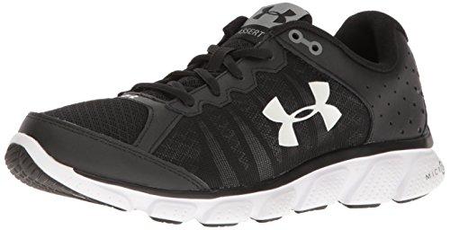 Under Armour Men's Micro G Assert 6-2E Wide Running Shoes