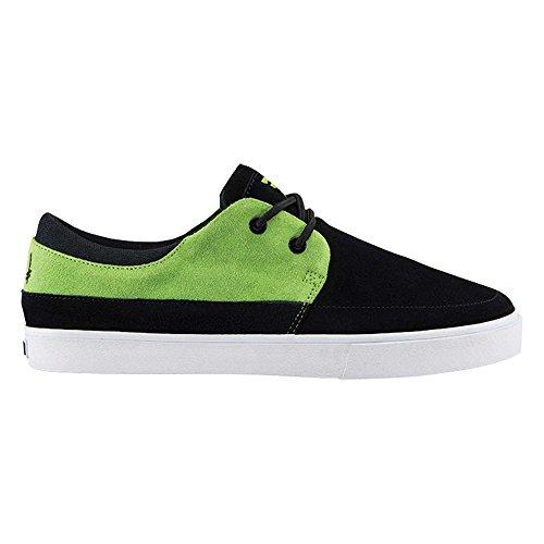 Herren Skateschuh Fallen Roach Skate Shoes Schwarz