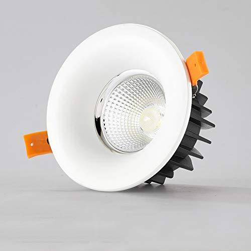 Sunny Lingt Luces de techo LED Focos blancos Downlights empotrados integrados 10W...